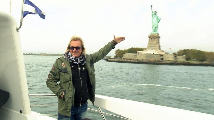 New York, New York - Die Geissens im Hotel bei Donald Trump