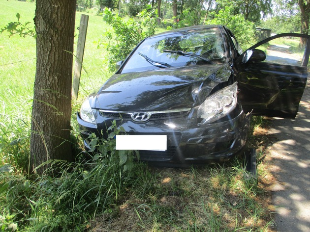Verkehrsunfall Stadermoor