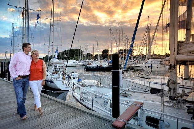 Der Yachthafen Grömitz überzeugt erneut & freut sich über 4 Sterne!
