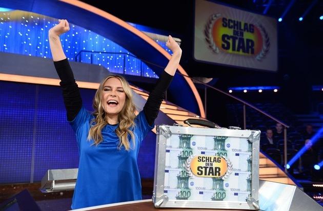 Gewinner Schlag Den Star