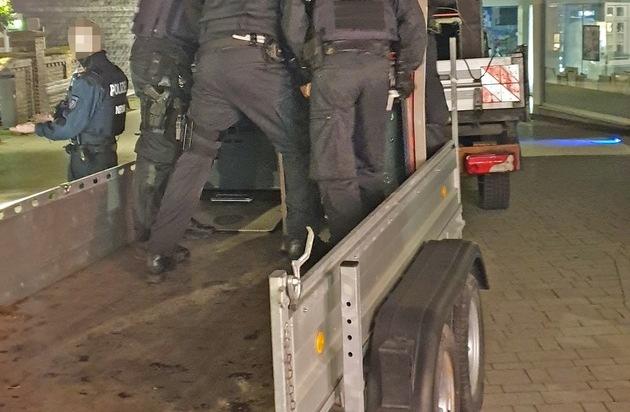 POL-ME: Gemeinsamer Einsatz gegen Clankriminalität in Wülfrath und Haan: Polizei, Zoll und Ordnungsamt... - Presseportal.de