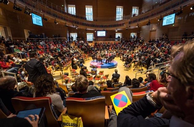 Globales Forum für Inklusion lädt zu neuartigem Event in Berlin / Gegen die Spaltung der Gesellschaft: 6 Degrees bringt am 18.02. Politik, Kunst, Wirtschaft, Wissenschaft und Zivilgesellschaft zusammen