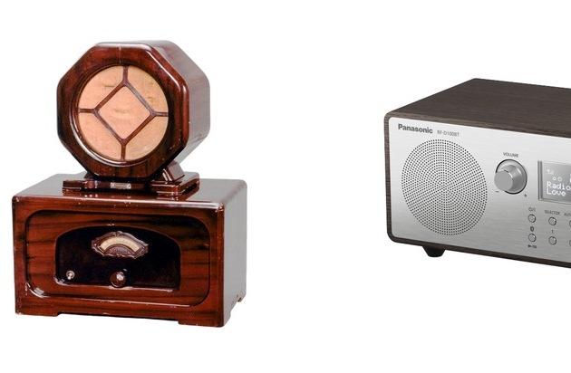 Welttag des Radios am 13. Februar / Panasonic Radios bieten glasklaren Sound dank digitalem Empfang