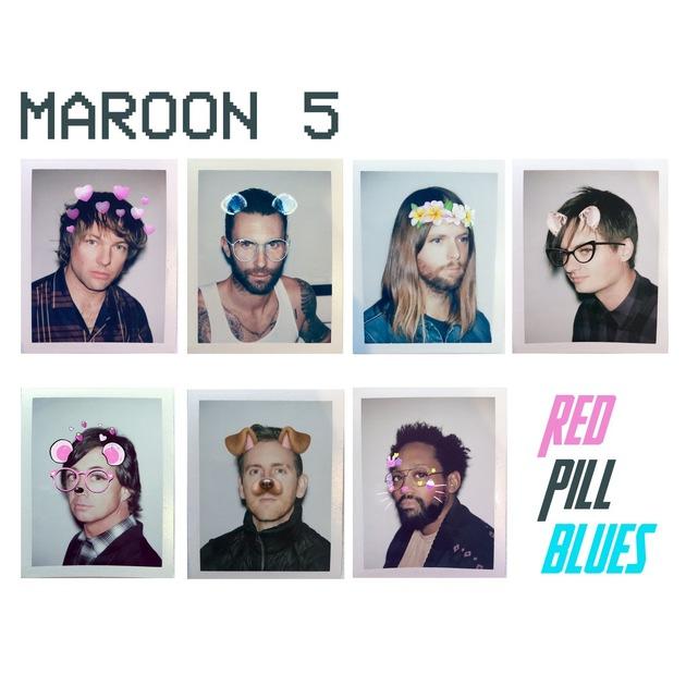 """Albumcover """"Red Pill Blues"""". Weiterer Text über ots und www.presseportal.de/nr/23162 / Die Verwendung dieses Bildes ist für redaktionelle Zwecke honorarfrei. Veröffentlichung bitte unter Quellenangabe: """"obs/Universal Music Deutschland"""""""