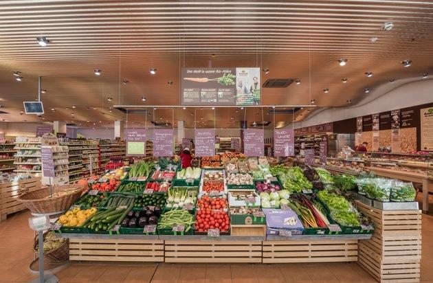 Alnatura engagiert sich gegen Lebensmittelverschwendung / Neue Kooperation mit der App
