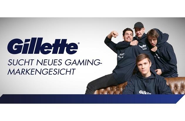 Gillette sucht neues Gaming-Markengesicht - Großes Finale der GilletteChallenge auf