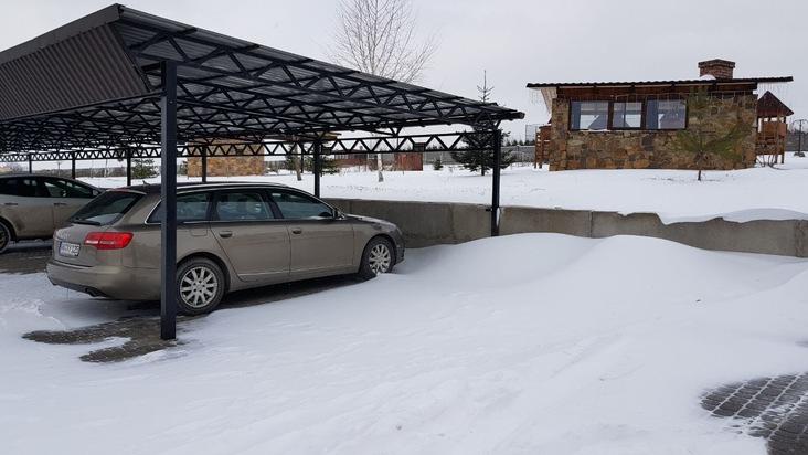 Fahrzeug des Vermissten, Audi A6, WW-XY 125
