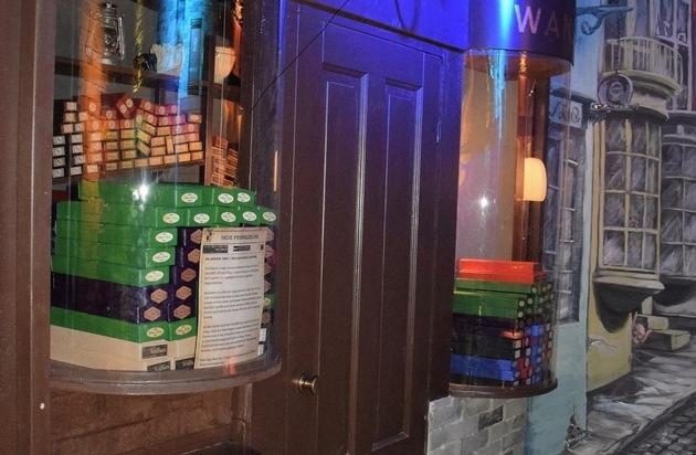 Urlaubsguru Prasentiert Die Besten Live Escape Rooms Zu Harry Potter Presseportal