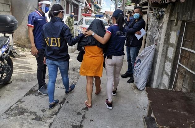 Sexuelle Online-Ausbeutung von Kindern/ Studie deckt dramatischen Anstieg von Fällen auf den Philippinen auf