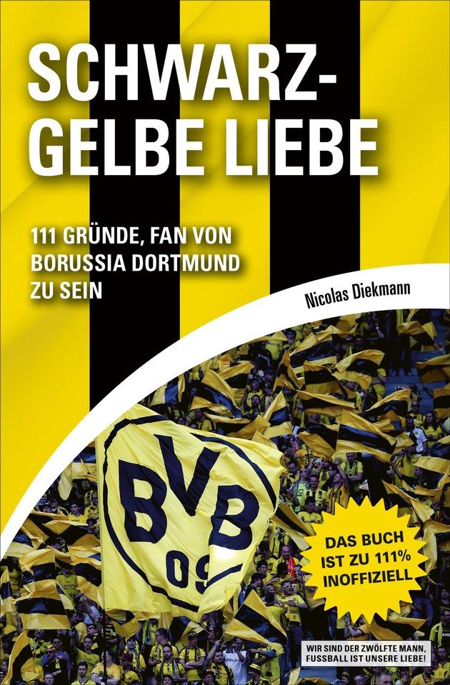 Schwarz-Gelbe Liebe - Cover - 2D