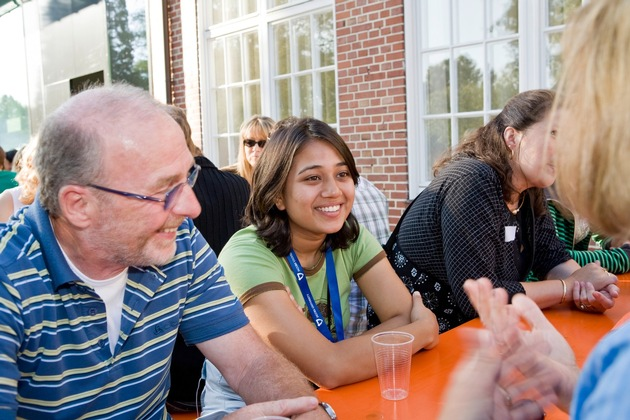 Jacobs University's Host Family Program offers an enriching experience for both students and families from Bremen and environs. Photo: Jacobs University