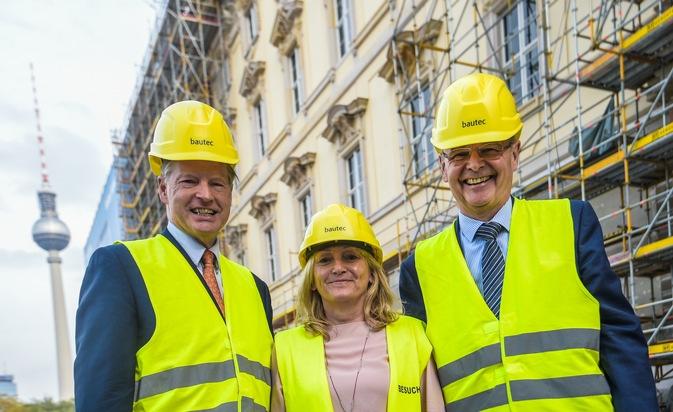 bautec 2018 in baukonjunkturell positivem Umfeld