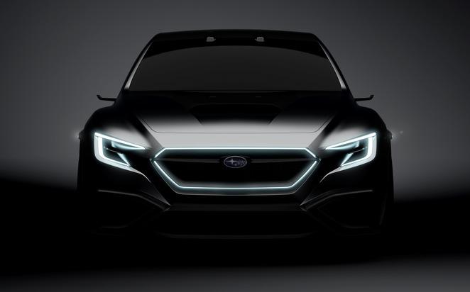 Blick in die Zukunft: Subaru auf der Tokyo Motor Show 2017