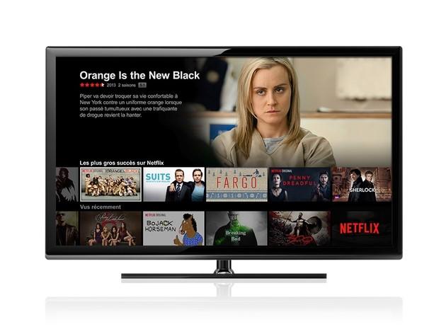 Netflix est disponible en Suisse