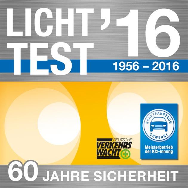 SKODA ist Partner des Licht-Test '16
