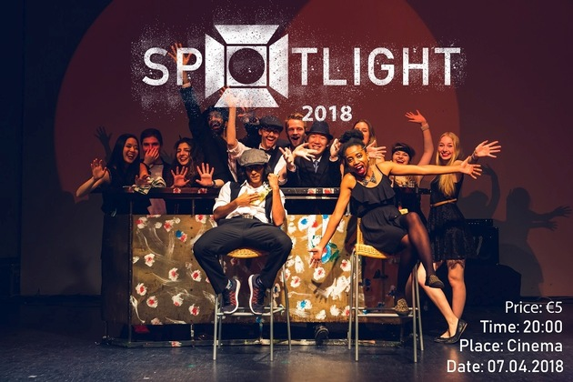 Spotlight: international talent show at Jacobs University