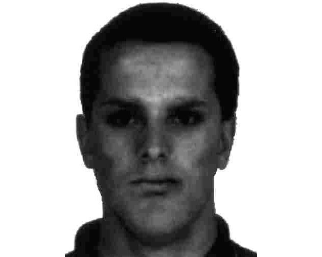 "Phantombild ""Radek"" zum Polizeibericht 020917 - 0981"