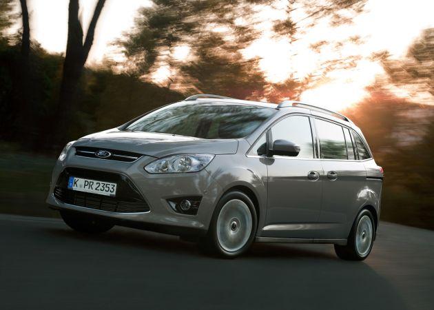 Preis-/Leistungs-Sieger: Ford Grand C-Max 1.0 l EcoBoost