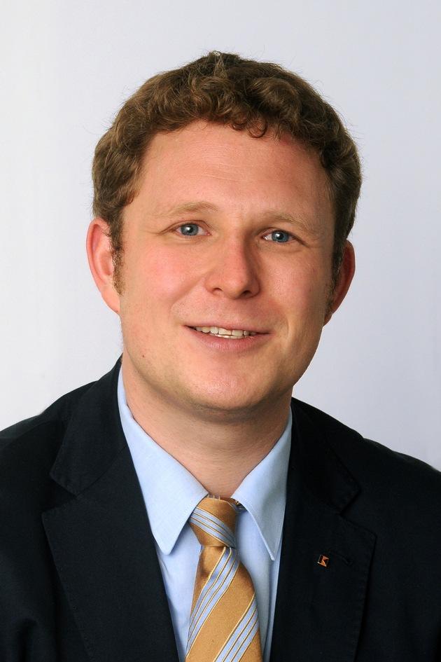 Dr. Markus Demele (Foto: Kolping International)