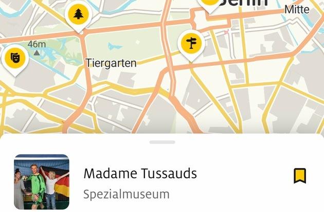 Tipps für Trips: Neue App