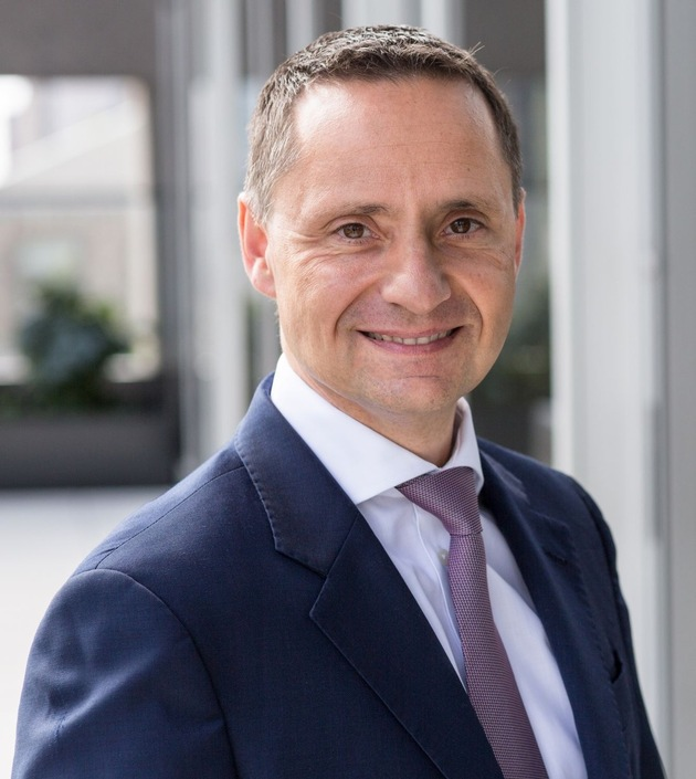Thomas Kusterer Aufsichtsratsvorsitzender der VNG AG