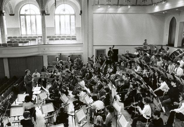 SJSO Schweizer Jugend-Sinfonie-Orchester: Herbsttournee 2003