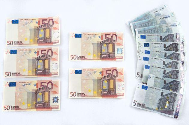 LKA-SH: Falschgeld sichergestellt - Beschuldigter gesteht (Fotos in der Anlage)