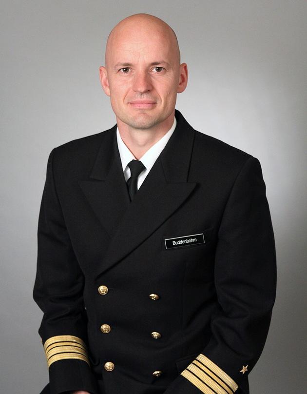 Fregattenkapitän Buddenbohm