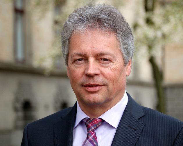Bernhard Witthaut, Präsident der Polizeidirektion Osnabrück
