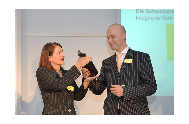 "Award Corporate Communications: Mikron und Post mit ""Communicators"" ausgezeichnet"