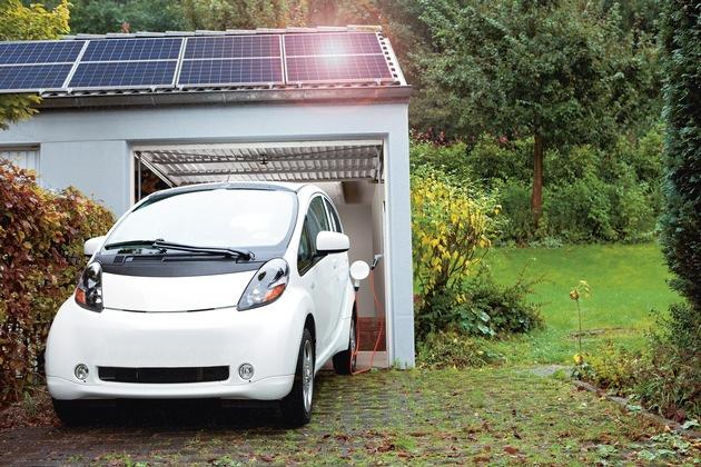 rwe ladebox f r elektroautos jetzt zu hause energie tanken pressemitteilung innogy se effizienz. Black Bedroom Furniture Sets. Home Design Ideas