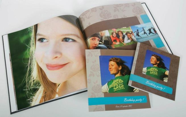 Gestalten Sie Ihr eigenes professionelles Fotobuch mit ExtraFilm.ch