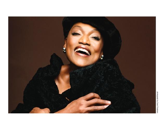 Concerto di gala del Migros-Percento-culturale-Jazz: American Masters  Jessye Norman: unico concerto in Svizzera il 4 settembre 2012 a Zurigo