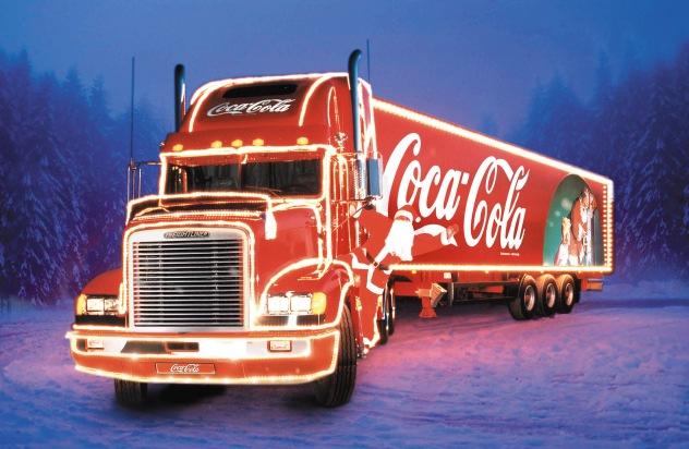 Weihnachtstruck Tour