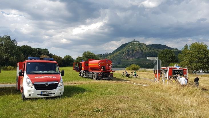 Bild (c) Feuerwehr Bonn