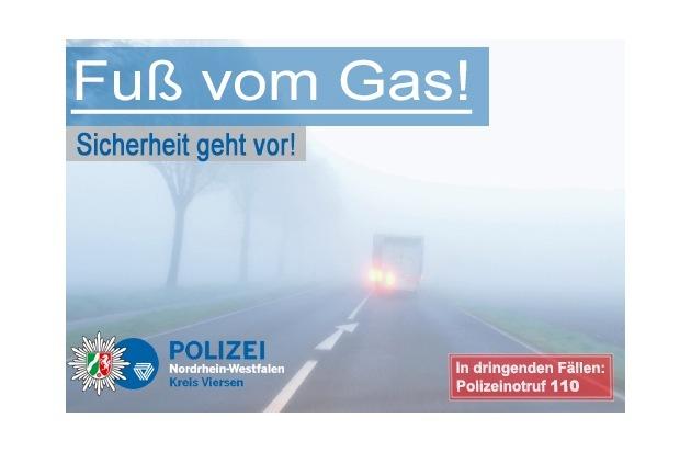 POL-VIE: Kreis Viersen: Geschwindigkeitskontrollen vom 18.11 - 24.11.2019 - Presseportal.de