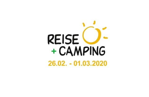 Reise + Camping in Essen: NRWs größte Urlaubsmesse läutet schönste Zeit des Jahres ein / Reise- und Fahrradangebot vom 26. Februar bis 1. März in der Messe Essen