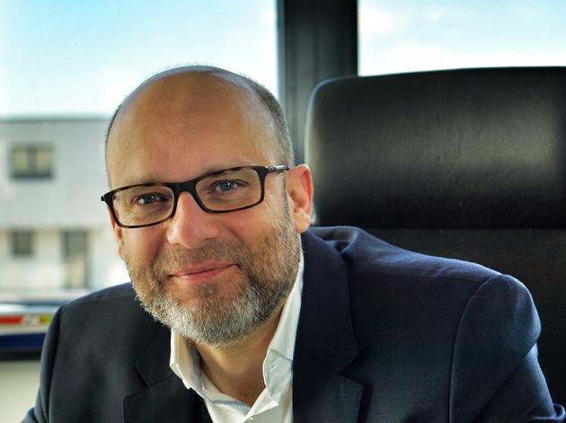Pressefoto: Jens Weller, Managing Director, toplink GmbH
