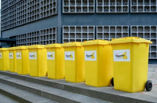 Alltag im Homeoffice: Richtige Mülltrennung wird noch wichtiger