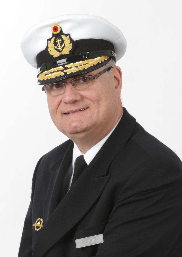 Flottillenadmiral Thorsten Kähler