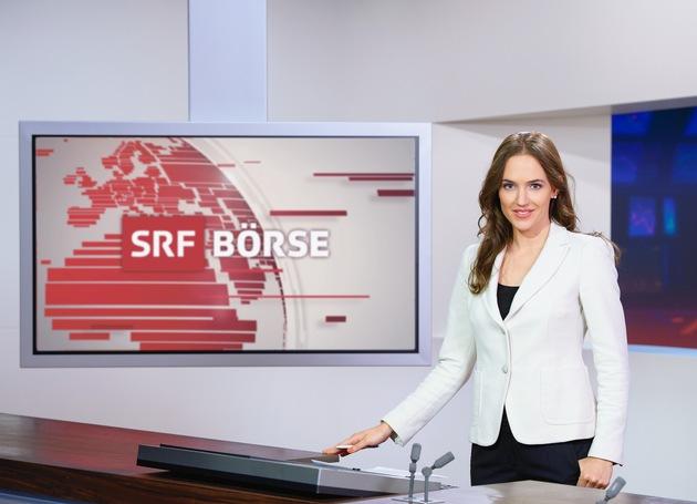 """Patrizia Laeri Moderatorin SRF Börse  Copyright: SRF/Oscar Alessio NO SALES NO ARCHIVES  Die Veröffentlichung im Zusammenhang mit Hinweisen auf die Programme von Schweizer Radio und Fernsehen ist honorarfrei  und muss mit dem Quellenhinweis erfolgen. Jede weitere Verwendung ist honorarpflichtig, insbesondere auch der Wiederverkauf. Das Copyright bleibt bei Media Relations SRF. Wir bitten um Belegexemplare. Bei missbräuchlicher Verwendung behält sich das Schweizer Radio und Fernsehen zivil- und strafrechtliche Schritte vor. Weiterer Text über ots und www.presseportal.ch/de/nr/100054664 / Die Verwendung dieses Bildes ist für redaktionelle Zwecke honorarfrei. Veröffentlichung bitte unter Quellenangabe: """"obs/Publikumsrat SRG Deutschschweiz/SRF/Oscar Alessio"""""""