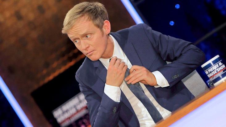 """""""Die Pierre M. Krause Show"""" u. a. mit Hannes Jaenicke"""