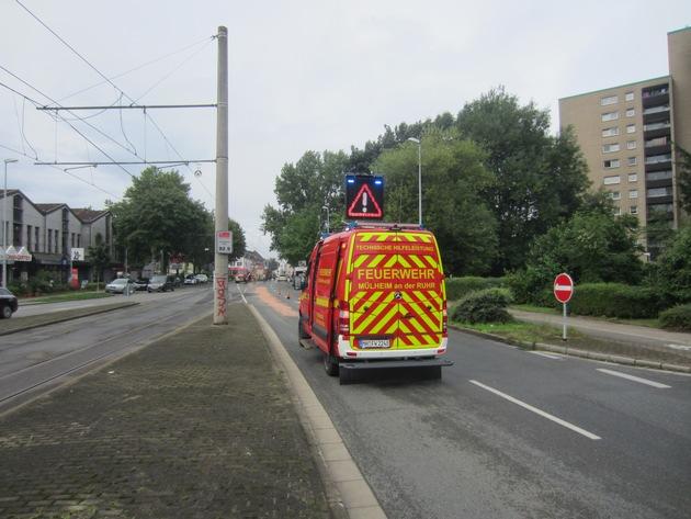 FW-MH: Ausgelauferner Dieselkraftstoff #FWMH