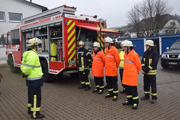 FW-OE: Grundausbildung bei der Feuerwehr - Erfolgreicher Abschluss des Modul 3 Lehrgangs