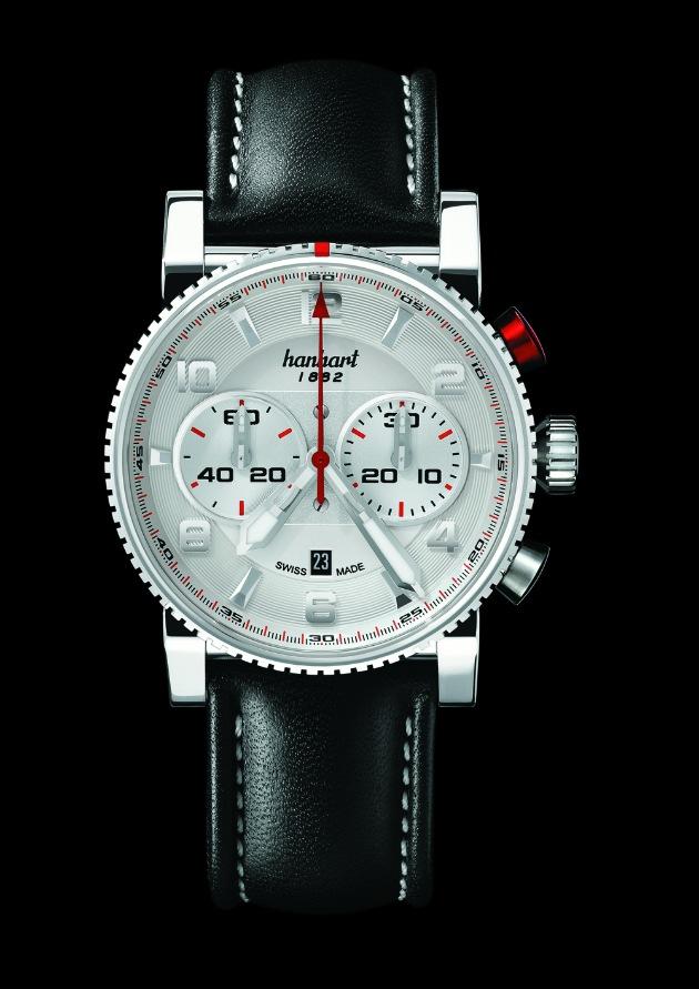 Hanhart lanciert die exklusive Chronographen-Kollektion Primus