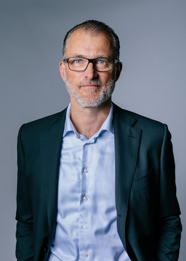 Stefan Hansen, Senior Vice President und General Manager für die EMEA-Region bei HERE Technologies