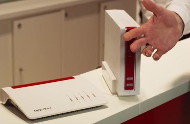 cebit 2017 der avm messefilm neue fritz box modelle f r vdsl supervectoring und. Black Bedroom Furniture Sets. Home Design Ideas