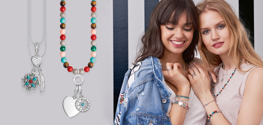Let your Charms speak - THOMAS SABO presents new Charm Club Collection autumn/winter 2017