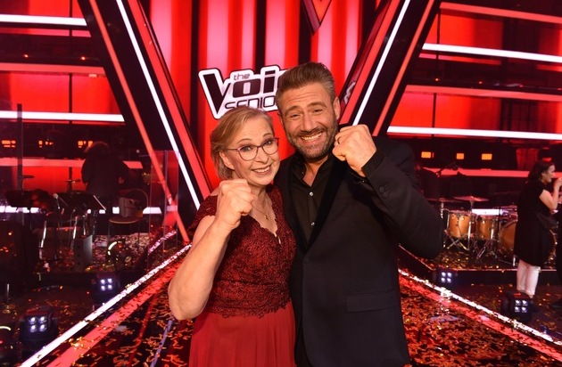 Congratulations! Monika Smets gewinnt