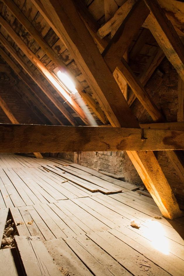 Unter vielen Dächern schlummern Raumreserven, die sich durch einen Ausbau oder eine Dachaufstockung nutzen lassen.
